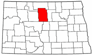 Image:Map of North Dakota highlighting McHenry County.png