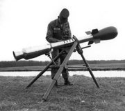 The  artillery shell was the smallest nuclear weapon developed by the USA.