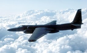 The United States Air Force U-2 Dragon Lady