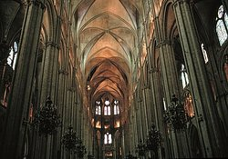 Bourges, Cathedral of ,