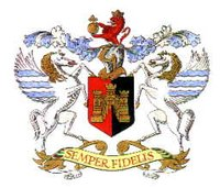 Arms of Exeter City Council