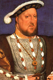 Henry VIII, by