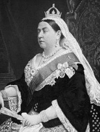 Victoria Queen of the United Kingdom of Great Britain and Ireland, Empress of India