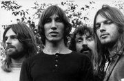 Pink Floyd c. 1973 - Rick Wright, Roger Waters, Nick Mason, and David Gilmour