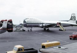 Aer Lingus used the  automobile freighter with little economic success.