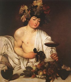 Bacchus by