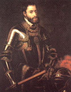 Charles VHoly Roman Emperor and King of Spain
