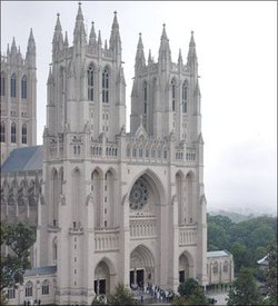 in the nation's capital is the national cathedral of the Episcopal Church in the United States of America.