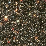 A dense starfield in