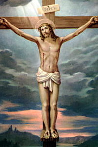 The Crucifixion of Jesus - the fifth of the Sorrowful Mysteries
