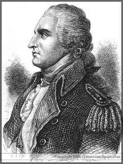 Benedict Arnold. Image provided by Classroom Clipart (http://classroomclipart.com)