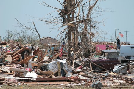 Tornadoes can cause serious damage, injury or death. Always heed official watches and warnings.